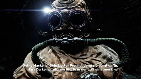 Metro Last Light - Ranger Survival Guide (Teil 3)