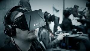 Eve VR (eVR) mit Oculus Rift ausprobiert