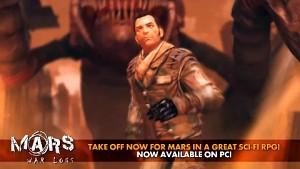 Mars War Logs - Trailer (PC-Launch)