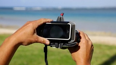 Snapzoom - Universaladapter für Smartphones