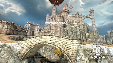 Grafikdemo Epic Citadel in HTML5 ausprobiert