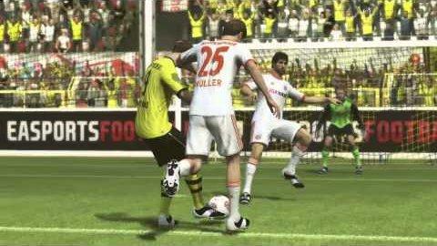 Fifa 13 - Bundesliga-Prognose (Dortmund - Bayern)