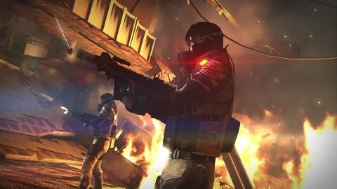 Splinter Cell Blacklist - Trailer (Spy vs. Mercs)