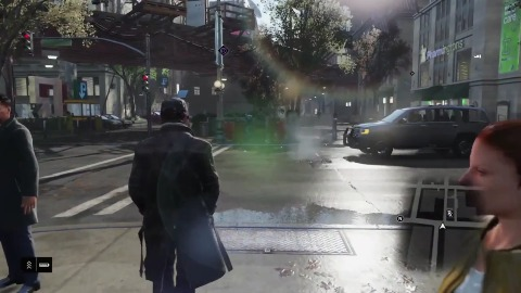 Watch Dogs - Ubisoft über die Playstation-4-Version