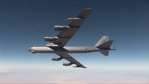 4. Flug des X-51A Waverider