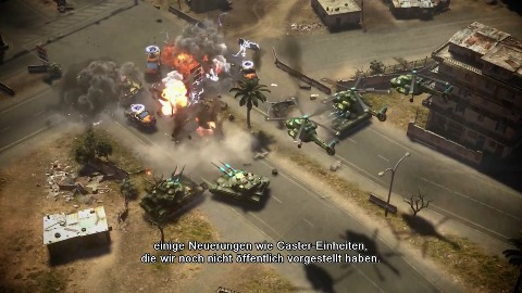 Command and Conquer - Jenseits der Schlacht (Teil 1)