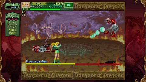 Dungeons and Dragons Mystara HD - Trailer (Elf)
