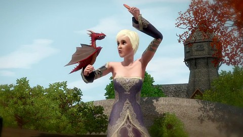 Die Sims 3 Dragon Valley - Trailer (Gameplay, Debut)