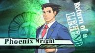 Phoenix Wright Dual Destinies - Trailer (Debut)