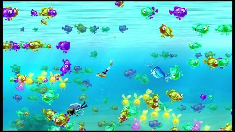 Rayman Legends - Trailer (Unter dem Meer)