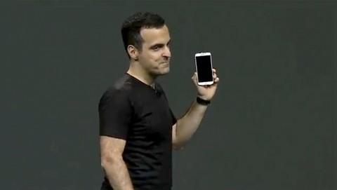 Googles Samsung S4 mit purem Android