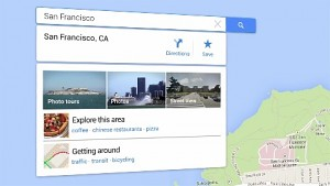 Neues Google Maps - Trailer (2013)