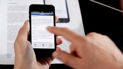 Prizmo 2 macht das iPad und iPhone zum Textscanner