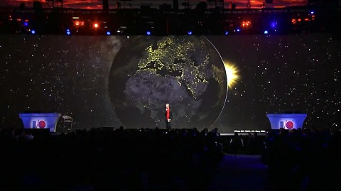 Larry Pages Ansprache (Google IO 2013)