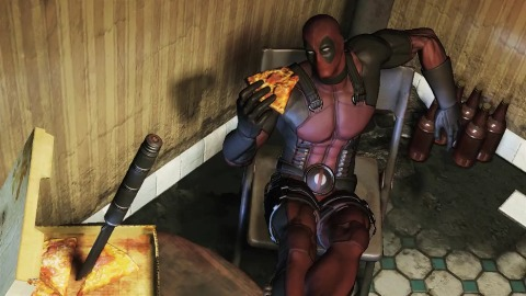 Deadpool - Trailer (Gameplay)