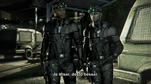 Splinter Cell Blacklist - Trailer (Koop)