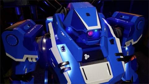 Heavy Gear Assault - Trailer