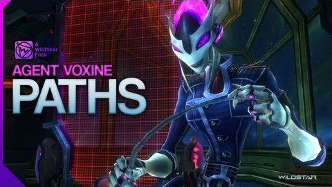 Wildstar - Paths im Trailer
