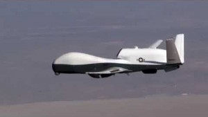 Drohne MQ-4C Triton