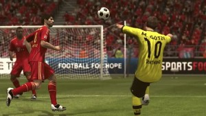 Fifa 13 - Champions-League-Finale (Dortmund vs. Bayern)