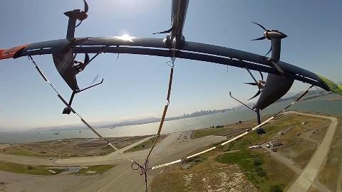 Airborne Wind Turbine - Makani