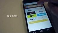 Next Browser für Android - Trailer