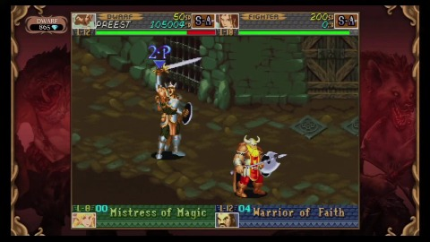 Dungeons and Dragons Mystara HD - Trailer (Zwerg)