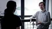 Matthew Garrett beim Linuxtag 2013 - Interview
