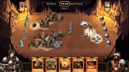 Scrolls - Launch-Trailer von Mojang