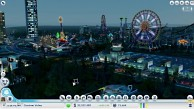 Sim City 5 - Gameplay-Demo (Freizeitpark-Set)