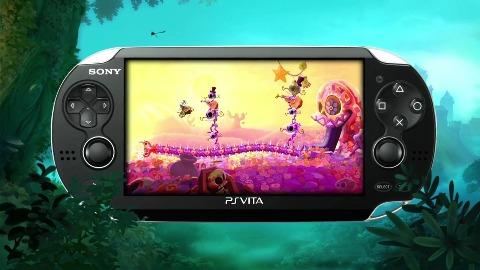 Rayman Legends - Trailer (Playstation Vita)