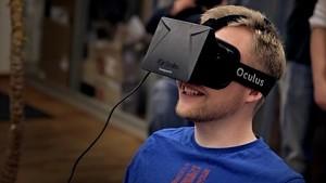 Golem.de-Leser probieren Oculus Rift aus
