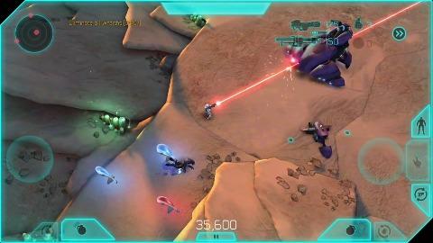Halo Spartan Assault - Trailer (Debut, Gameplay)