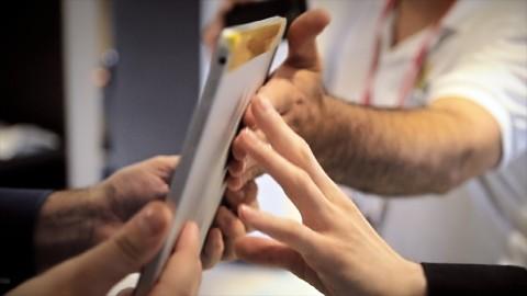 Intels Ivy-Bridge-Tablet ohne Lüfter - Hands on