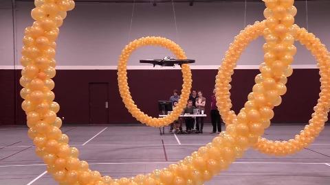 Drohne mit Gedankensteuerung
