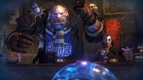 Blood Bowl 2 - Teaser