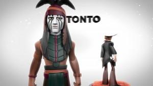 Disney Infinity - Trailer (The Lone Ranger)