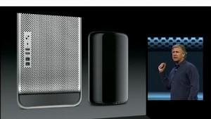 Apple kündigt neu designten Mac Pro an - WWDC 2013