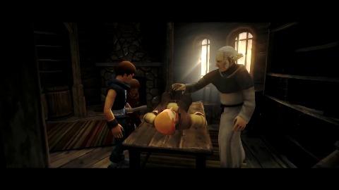 Brothers von Starbreeze - Trailer (Gameplay, E3 2013)