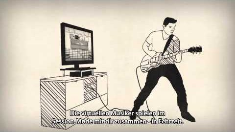 Rocksmith 2014 - Trailer (Session Mode, E3 2013)
