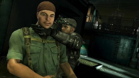 Splinter Cell Blacklist - Trailer (Scope, E3 2013)