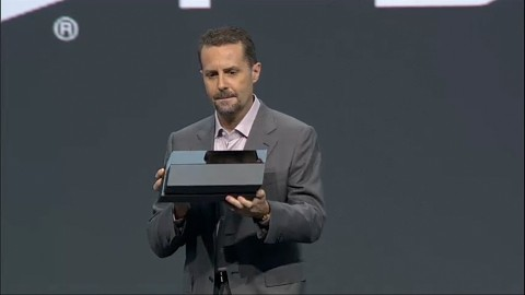 Sony enthüllt das Design der Playstation 4 - E3 2013