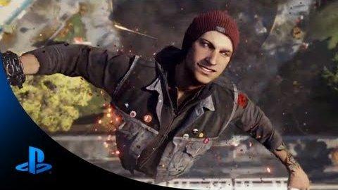 Infamous Second Son für PS4 - Trailer (E3 2013)