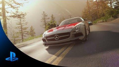 Driveclub für Playstation 4 - Trailer (Gameplay, E3 2013)
