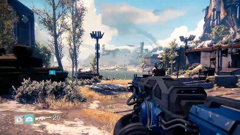 Bungies Destiny - Gameplay-Demo auf PS4 (E3 2013)