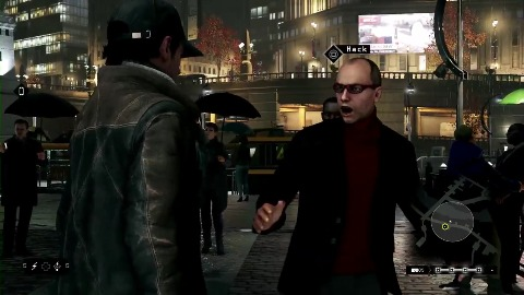 Watch Dogs - Gameplay-Demo auf Playstation 4 (E3 2013)