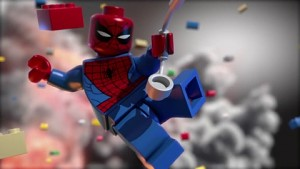 Lego Marvel Super Heroes - Trailer (E3 2013)