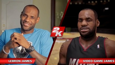 NBA 2K14 - Trailer (LeBron James, E3 2013)