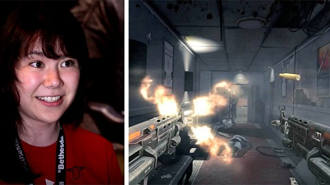 Wolfenstein The New Order - Interview und Gameplay (E3)