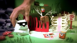 Tearaway für Playstation Vita - Trailer (Gameplay, E3 2013)